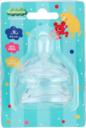 2B Baby Babblarna Flasknapp 0-3 månader Small 2-p