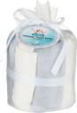 2B Baby Tvättlappar Bambu OEKO-TEX 10-pack Grå