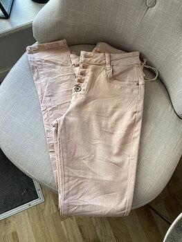 Toxik 3 Jeans Rosa