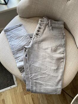 Toxik 3 Jeans Grå