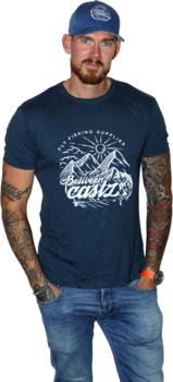 Between Castz Bamboo T-Shirt - Mountains