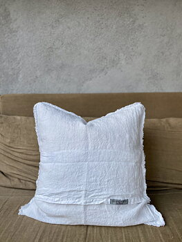 FLOCCA CUSHIONS BROWN SCALE - Hale M Co.