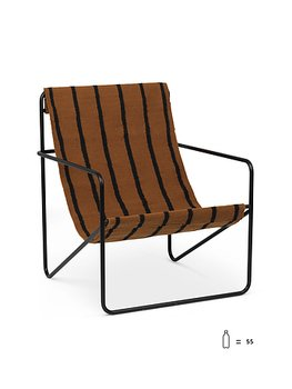 DESERT LOUNGE CHAIR - Ferm Living