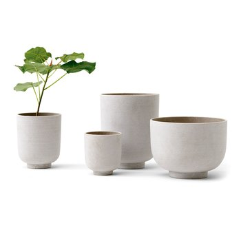 COLLECT PLANTER SILVER - &Tradition