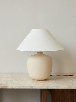 TORSO TABLE LAMP 37 - Menu