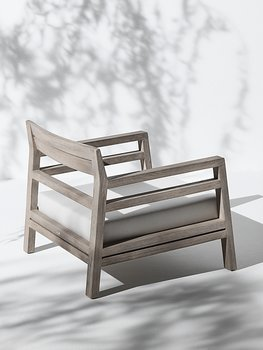 COSTES LOUNGE ARMCHAIR- Ethimo