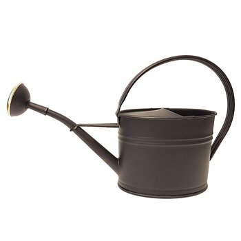 GardenMind Watering Can Matt Black  1,7L