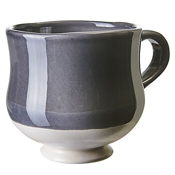 Affari Leo Mug Dark Grey