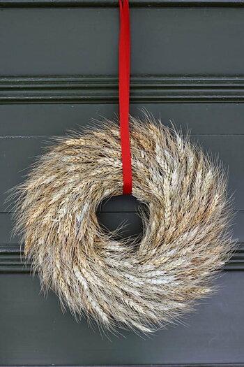 Wheat Wreath 30cm