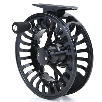 Vision XLV Reel, Black