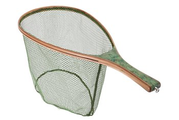 Vision Green wood Rubber Net