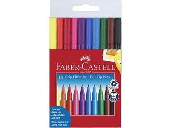 Fiberpennor Faber Castell Grip 10/fp