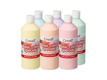 Pastellfärg CREALL Pastell 6x500 ml 6/fp
