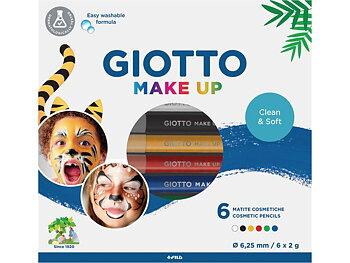 Teatersminkpenna Giotto 6/fp
