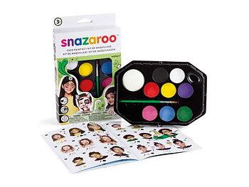 Ansiktsfärg Snazaroo 40 ansikten