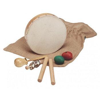Rytmsats 5 instrument