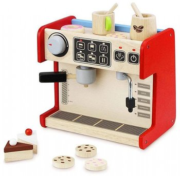 Kaffemaskin i trä Wonderworld