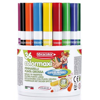 Fiberpennor Colormaxi Bred 36/fp