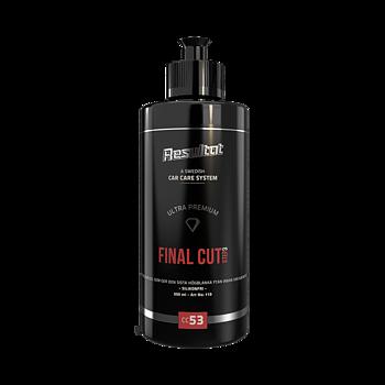 Resultat ULTRA PREMIUM Polermedel Final Cut Step3 CC53 500 ml