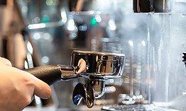 Kaffemaskinsrengöring
