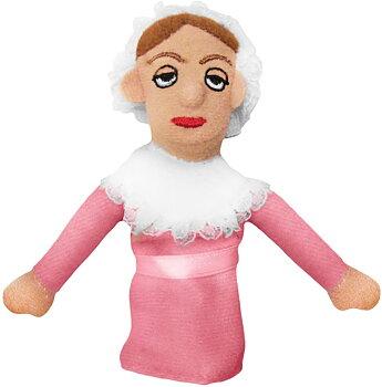 Jane Austen :  Magnetic Personality - Fingerdocka och kylskåpsmagnet