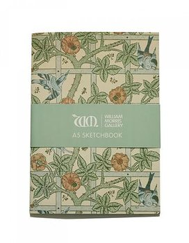 William Morris : Trellis Sketchbook - A5 Skissbok med 150 gramspapper