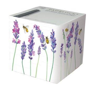 Lavendel : Lavender and Bees - Blockkub