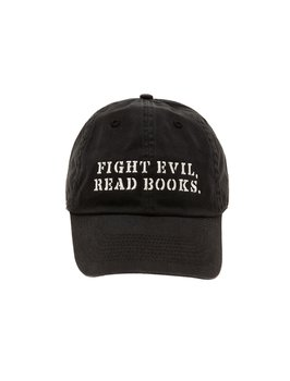 Fight evil, read books : Keps