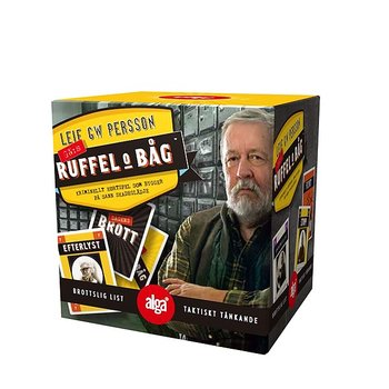 Spel : Leif G W Persson : G W: s Ruffel & Båg - Qube kortspel