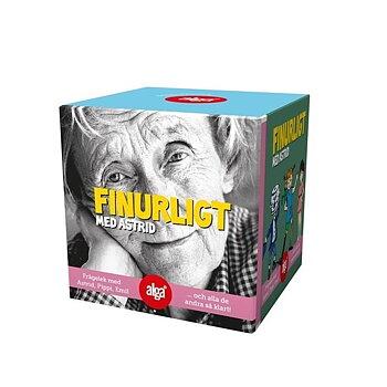 Spel : Astrid Lindgren : Finurligt med Astrid - Qube kortspel