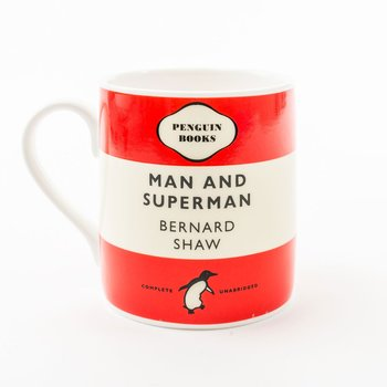 Bernard Shaw : Man and Superman - Mugg