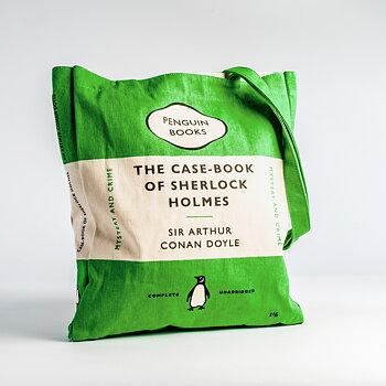 Sir Arthur Conan Doyle : The Casebook of Sherlock Holmes - Penguin Tote bag
