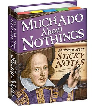 Much ado about Nothings : Sticky Note Book