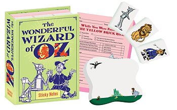 Wizard of Oz : Sticky Note Book