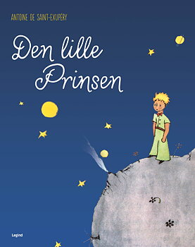 Antoine De Saint-Exupéry : Den lille prinsen - lyxutgåva i kassett