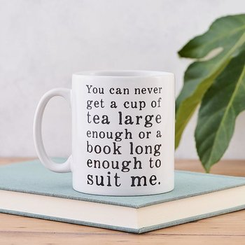 C S Lewis : Tea/Book quote mug - Mugg 30 cl