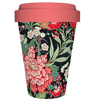 Peony & Prunus :  Bamboo travel mug - Mugg 45 cl
