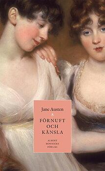 Jane Austen : Mjukbunden med flikar och läsband - Förnuft och känsla