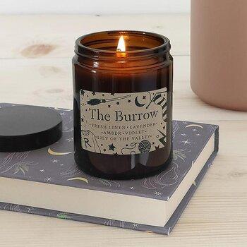 Literary Location Candle : The Burrow - doftljus