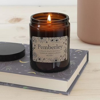 Literary Location Candle : Pemberley - doftljus