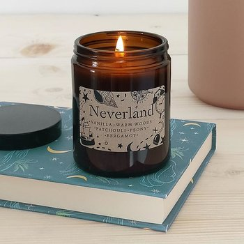 Literary Location Candle : Neverland - doftljus