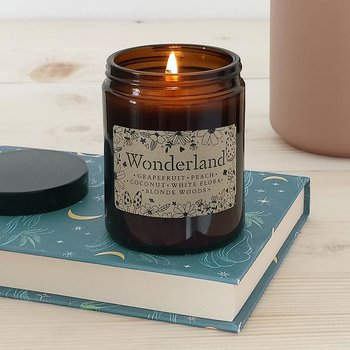 Literary Location Candle : Wonderland - doftljus