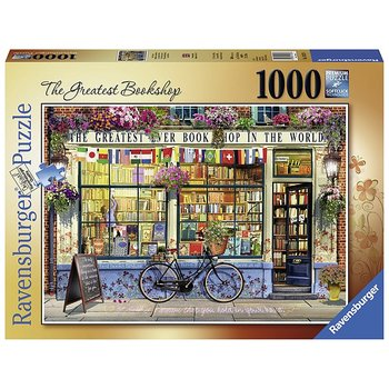 The Greatest Bookshop : Pussel - 1000 bitar