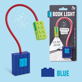 Blocky Book Light : Läslampa - Kul och läsinspirerande! Blå
