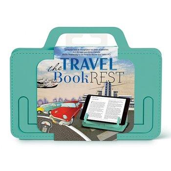 The Travel Book Rest : Ihopfällbart bokstöd för boken och ipaden - Mintgrön