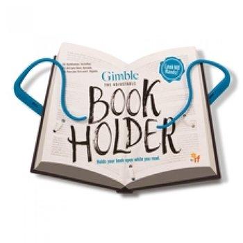The Gimble : Adjustable Book Holder -  Smart och flexibel sidhållare - True Blue