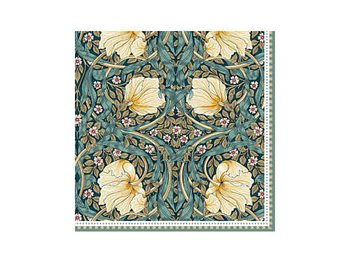 William Morris : Pimpernel - Lunchservett 33x33 cm 20-pack