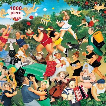 Beryl Cook : Good Times - Pussel 1000 bitar