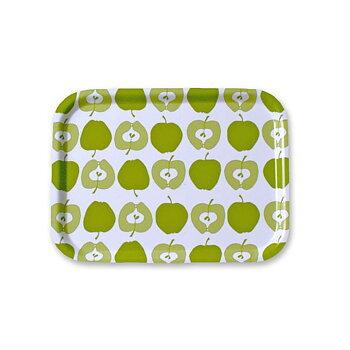 Gröna Äpplen : Frukostbricka rektangulär