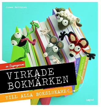 Jonas Matthies : Virkade bokmärken till alla bokslukare